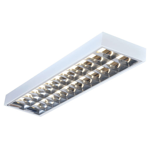 2 x 70 Watt CAT2 Surface High Frequency Fitting - Steel City Lighting