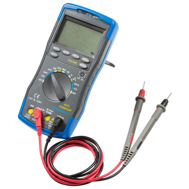 20 AMP CAT III 1000V True RMS digital multimeter with NCV
