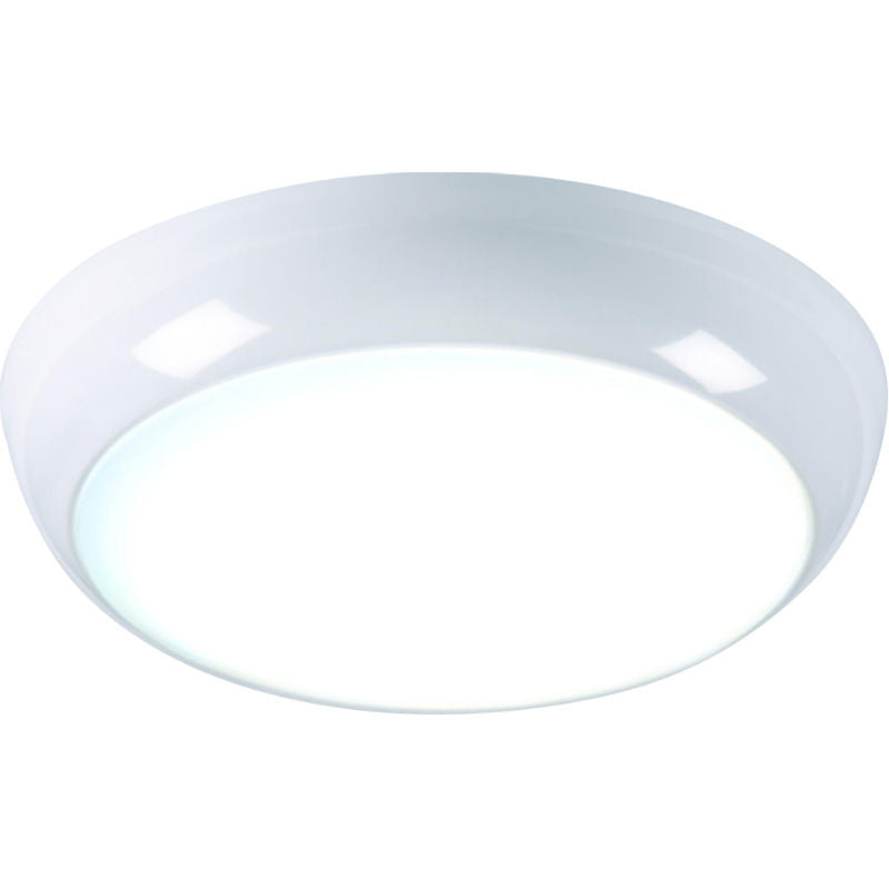 Polo 14 Watt LED Maintained IP54 Emergency Microwave Sensor Luminaire