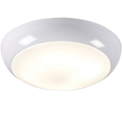 Polo 28 Watt 2D IP44 Luminaire c/w Microwave Occupancy Sensor
