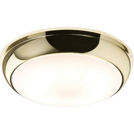 Polished Brass Bezel for Polo/P and TPB Series - Steel City Lighting