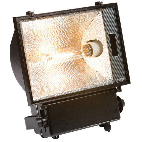 400 Watt Sodium (SON) / Metal Halide (HQI) IP54 Floodlight