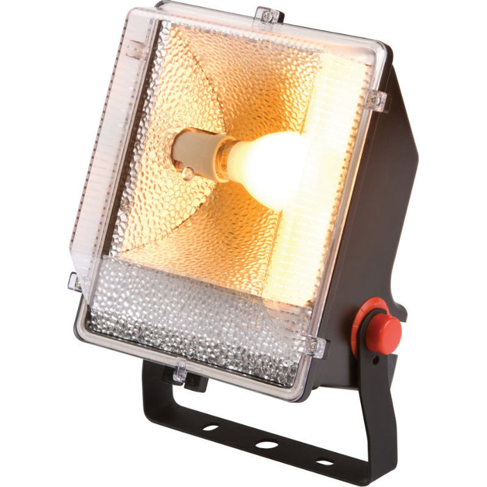 70 Watt Sodium Floodlight With Photocell - Steel City Lighting