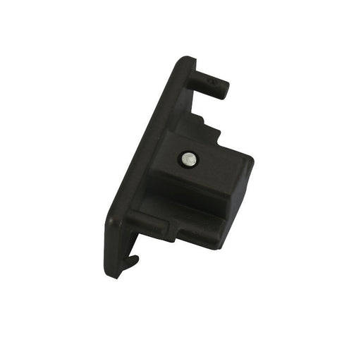 230V Single Circuit Track Dead End Cap - Steel City Lighting