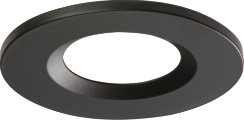 Black Bezel for VFRCOB Downlights - Steel City Lighting