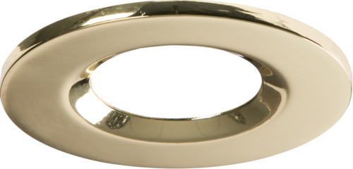 Brass Bezel for VFRCOB Downlights - Steel City Lighting