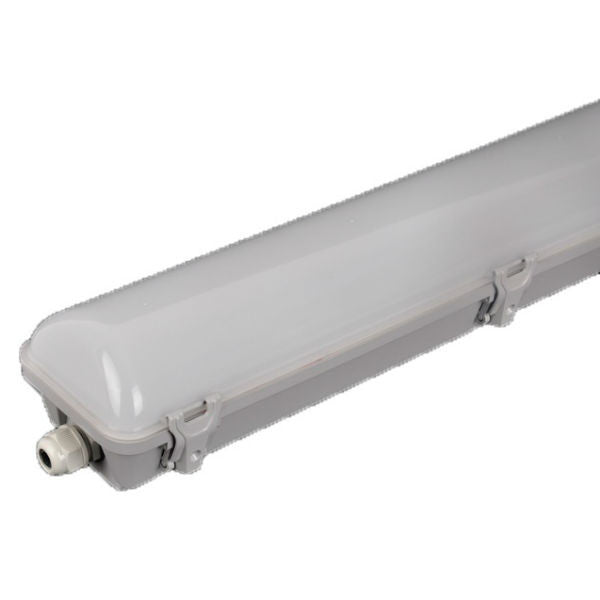 34 Watt 1560mm (5ft) IP66 LED Non-Corrosive Batten - Steel City Lighting