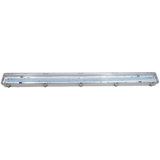 54 Watt 1560mm (5ft) IP66 LED Non-Corrosive Batten - Steel City Lighting