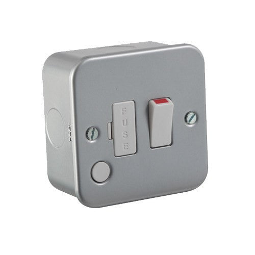 13A Switched Fused Spur Unit With Flex Outlet