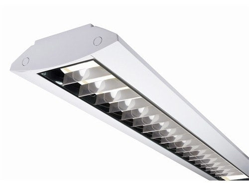 2 x 35 Watt T5 Direct/Indirect Surface/Suspended Fitting - Steel City Lighting