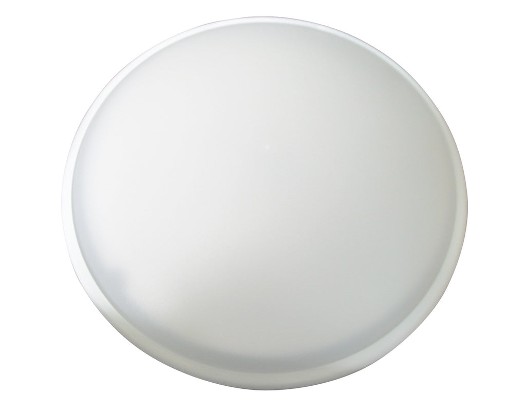 22 Watt 1,700lm LED Round Luminaire with Microwave Sensor