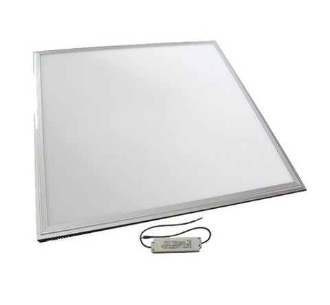 600 x 600mm 36 Watt 3,000lm Cool White 4,100K LED Recessed Panel & Driver