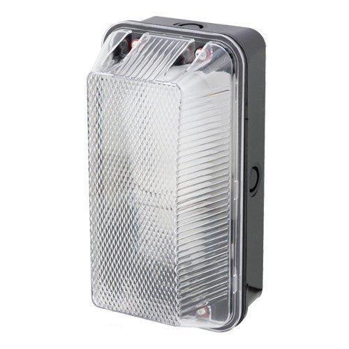 100 Watt Polycarbonate Bulkhead - Steel City Lighting
