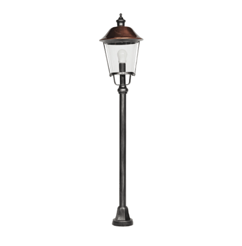 Augusta 1.2 Metre Single  Mini Lamp Post