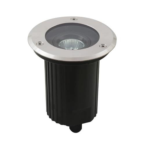 GU10 Adjustable Inground Uplight - Steel City Lighting