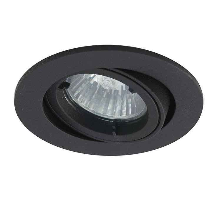 IP44 Tilt Soffit Light - 12 Volt MR16/ 230 Volt GU10