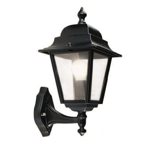 Nizza Traditional Bottom Arm Wall Lantern