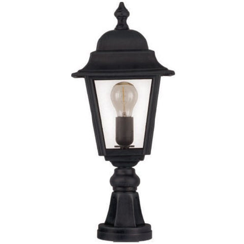 Nizza Traditional Post Mount Lantern