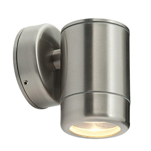 Odyssey 35 Watt GU10 IP65 Stainless Steel Wall Light - Steel City Lighting