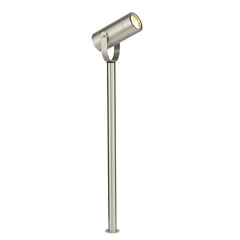 Palin 35 Watt GU10 IP44 Stainless Steel Spike Light