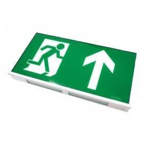 Dale LED Maintained Self Test LED Exit Sign - Steel City Lighting