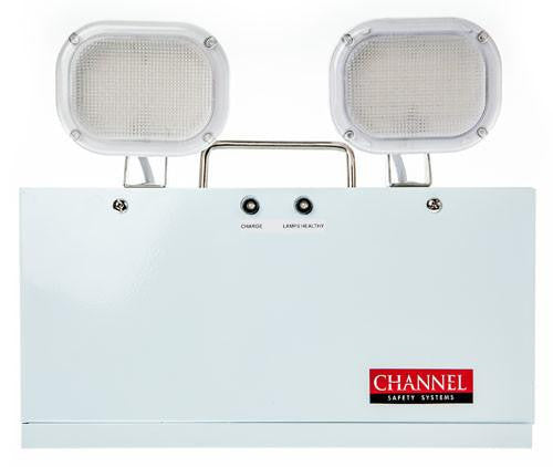 Grove Standard Non-Maintained LED Twin Floodlight - Steel City Lighting