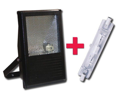 150 Watt  Metal Halide Floodlight with Ceramic Long Life Lamp