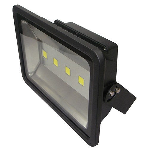 200 Watt 16,000lm LED IP65 Floodlight - Steel City Lighting