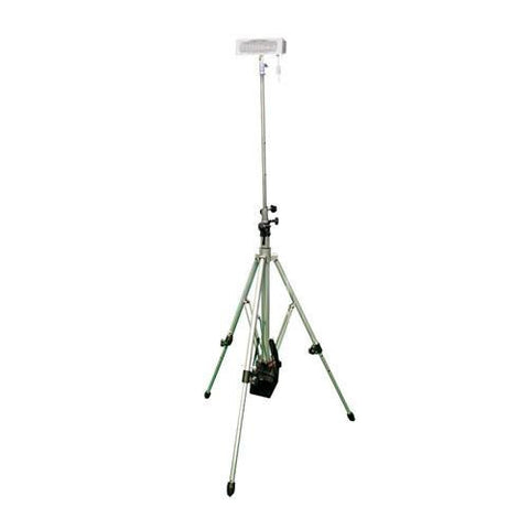 iLite LED Portable Rechargeable Metal Tripod Sports Floodlight