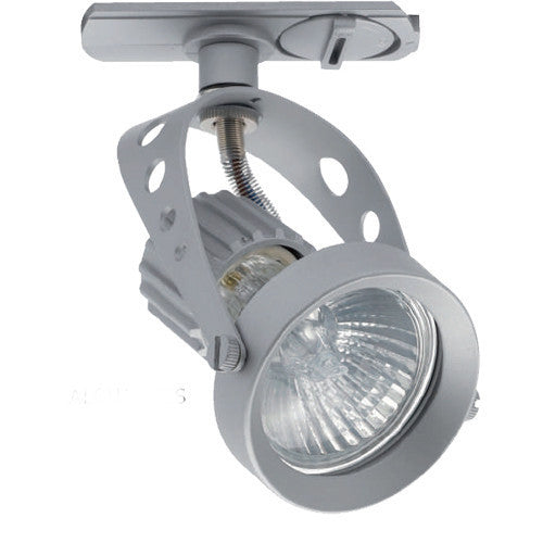 Lanzia 50 Watt GU10 Mains Voltage Spotlight Head - Steel City Lighting