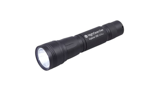 Explorer-250 Rechargeable LED Flashlight - Steel City Lighting
