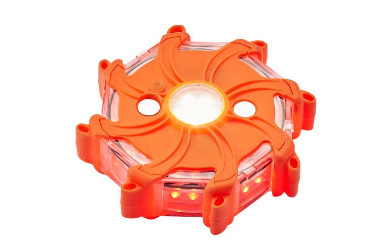 Pulsar-Pro Rechargeable LED Hazard Warning Lights