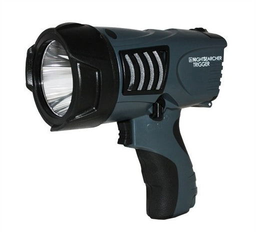 Trigger Rechargeable Pistol LED Searchlight - Steel City Lighting