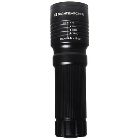 Zoom-480 LED Flashlight