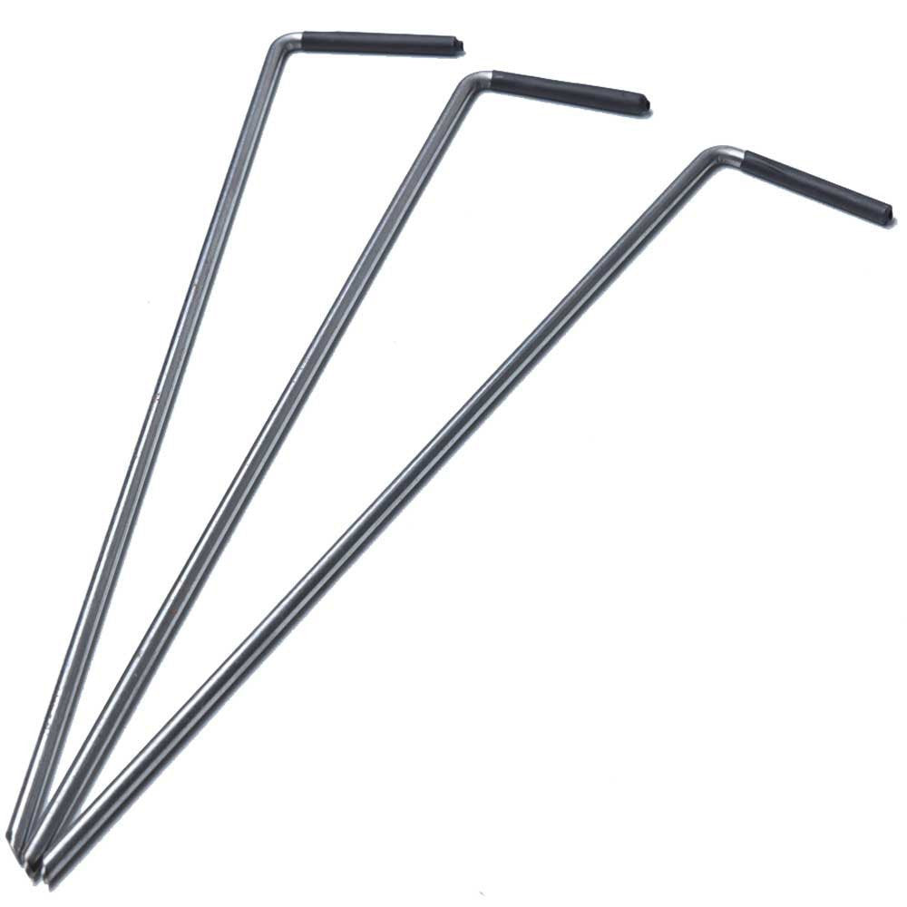 Tripod Stability Ground Pegs