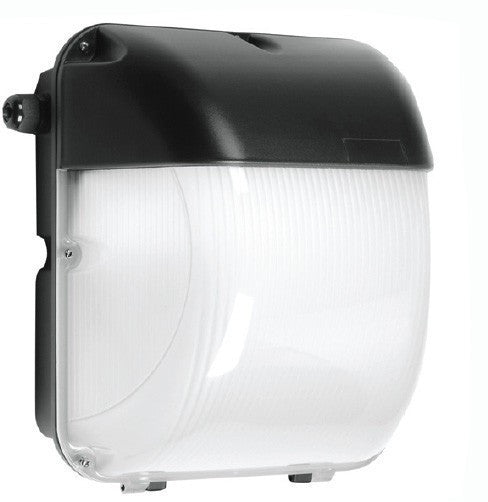 30 Watt 2,500lm 6,000K LED IP65 Wall Pack with Photocell - Steel City Lighting