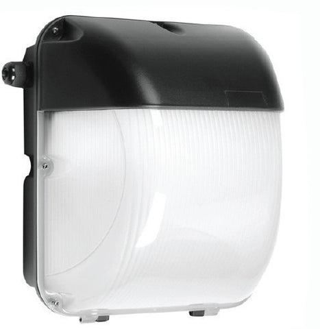 30 Watt 2,500lm 6,000K LED IP65 Wall Pack with Photocell