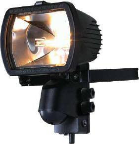 300 Watt Tungsten Halogen Receiver Floodlight