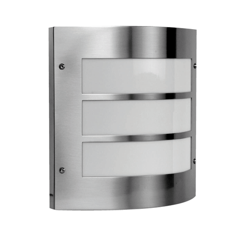Acqua Inox Stainless Steel PIR Wall Light