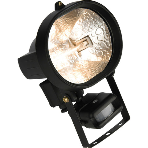 Halogen PIR Security Floodlight with Override