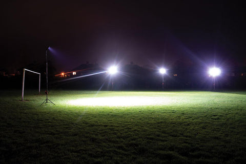 Solaris MegaStar Lite 20K Portable Sports FloodLight