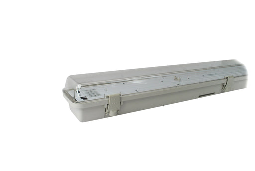 2 x 54 Watt T5 IP65 HF Non Corrosive Batten - Steel City Lighting