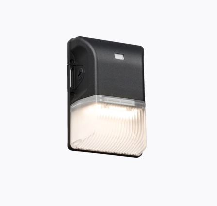 230V IP65 15W CCT Wall Pack Complete with Photocell (Wall Light)