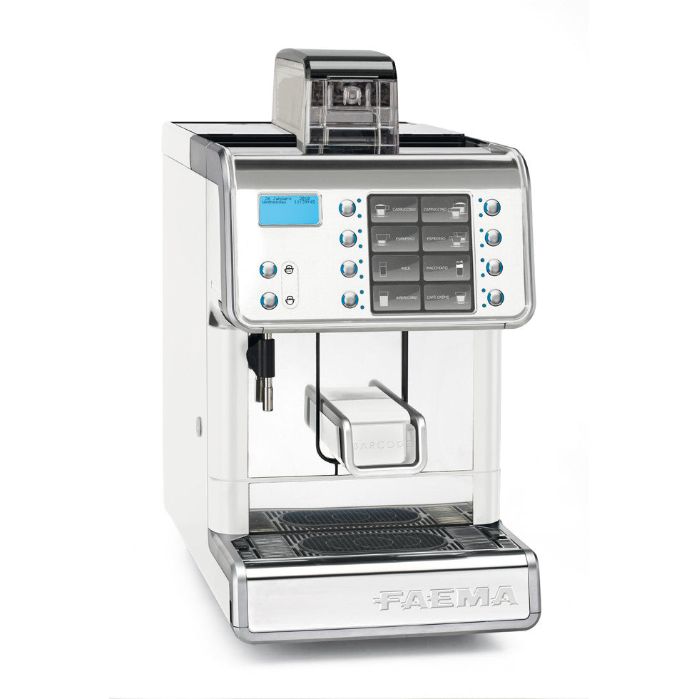 Barcode Series - Superautomatic Espresso Machines