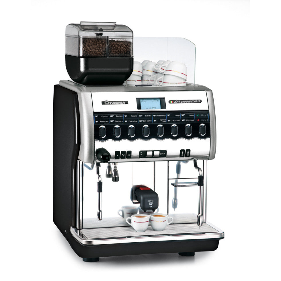 X54 Granditalia - Superautomatic Espresso Machine
