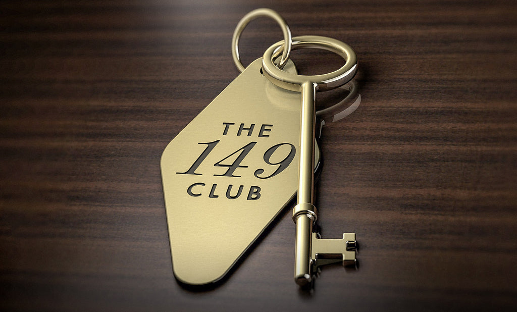 Login to access The 149 Club – Members ONLY!
