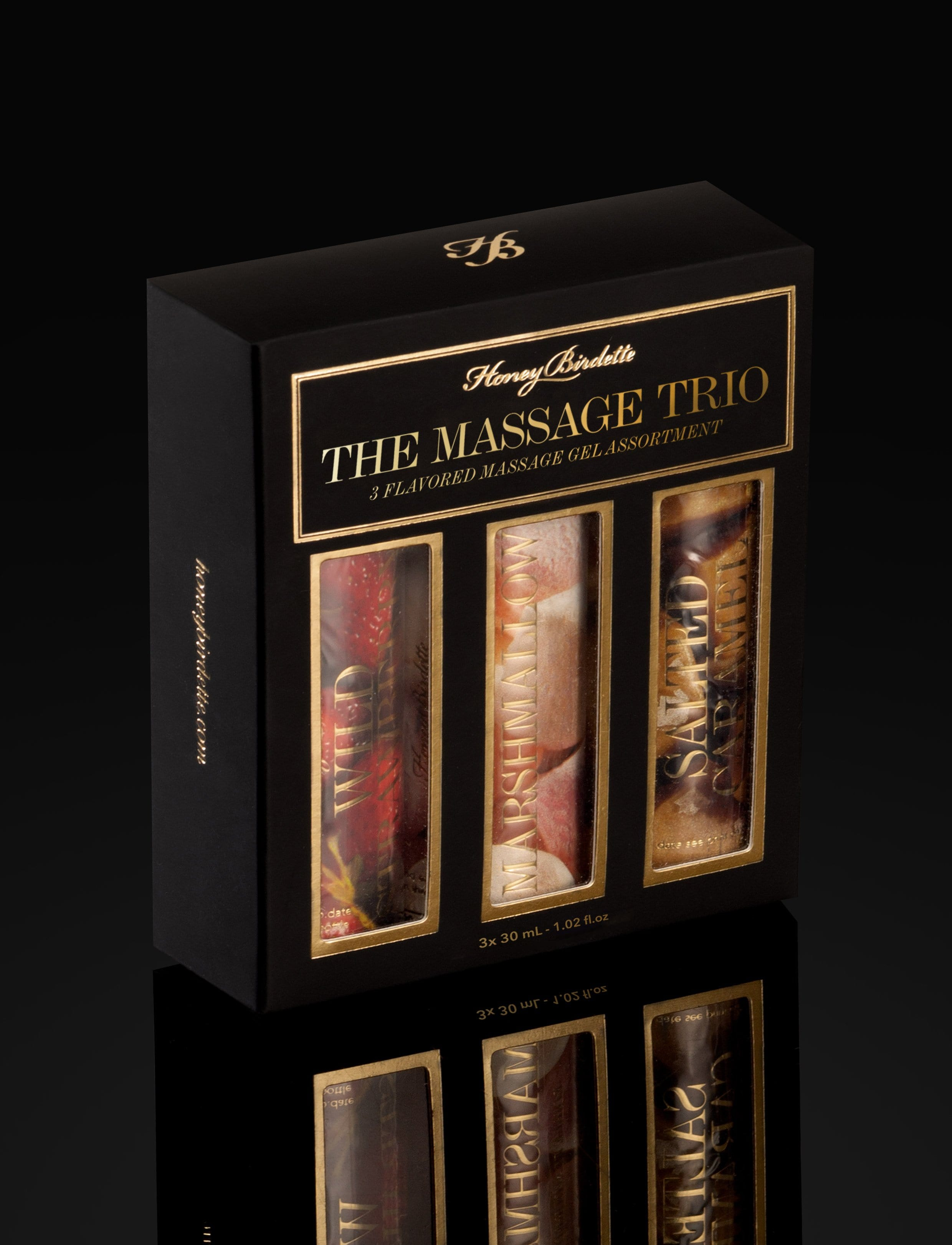 Tasting Box 'The Massage Trio'