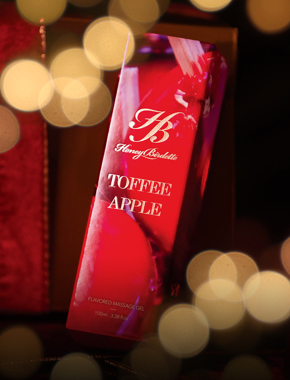 Toffee Apple Massage Gel