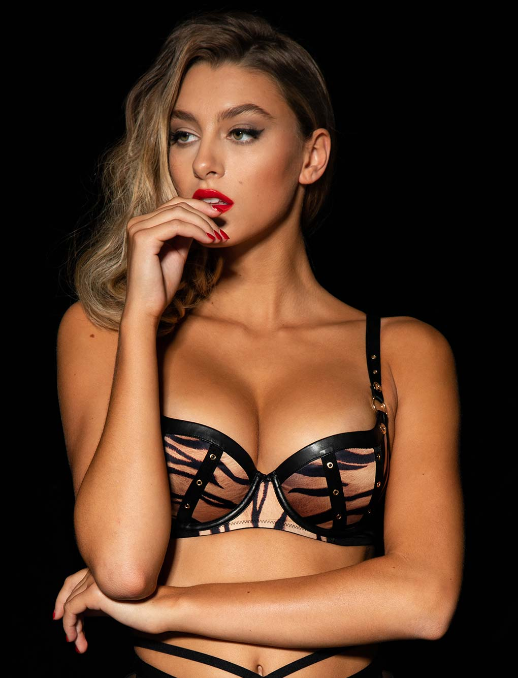 Betty Tiger Bra