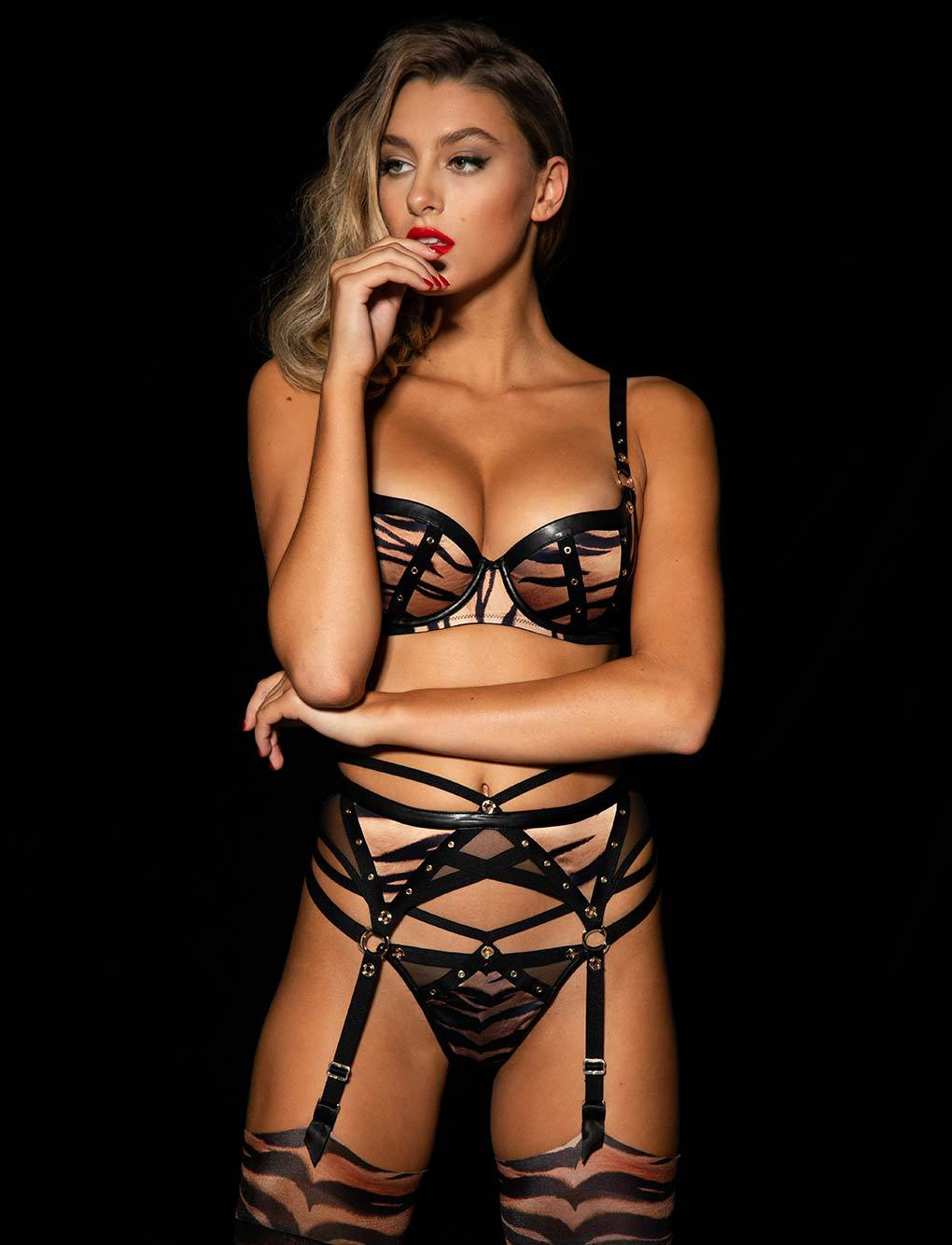 Betty Tiger 3 Piece Set